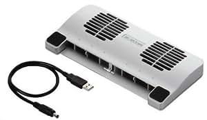 【2006年モデル】ELECOM 冷え冷えクールブリザード ノートパソコン冷却台 SX-CL02MSV