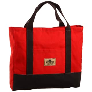 Carry All Bag with Zip L: Coq