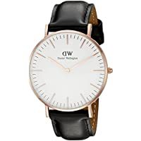 Daniel Wellington Women's Watch Classic Sheffield  36mm