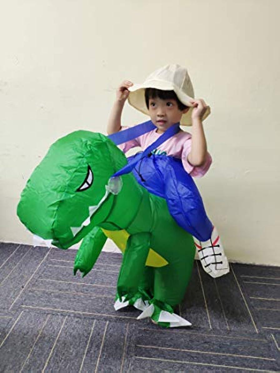 彼艦隊チチカカ湖Ungfu Mall 子供 コスプレ ハロウィン 怪獣 恐竜 インフレータブル 着ぐるみ 仮装 レディース メンズ
