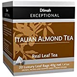 Dilmah Exceptional Italian Almond, 40 Grams