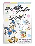 デルフィーノ ディズニー インデックスA4ファイル ドナルド DZ-80212