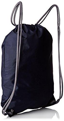アンダーアーマー UA Zip Sackpack #1301210 MDN MDN WHT ACC