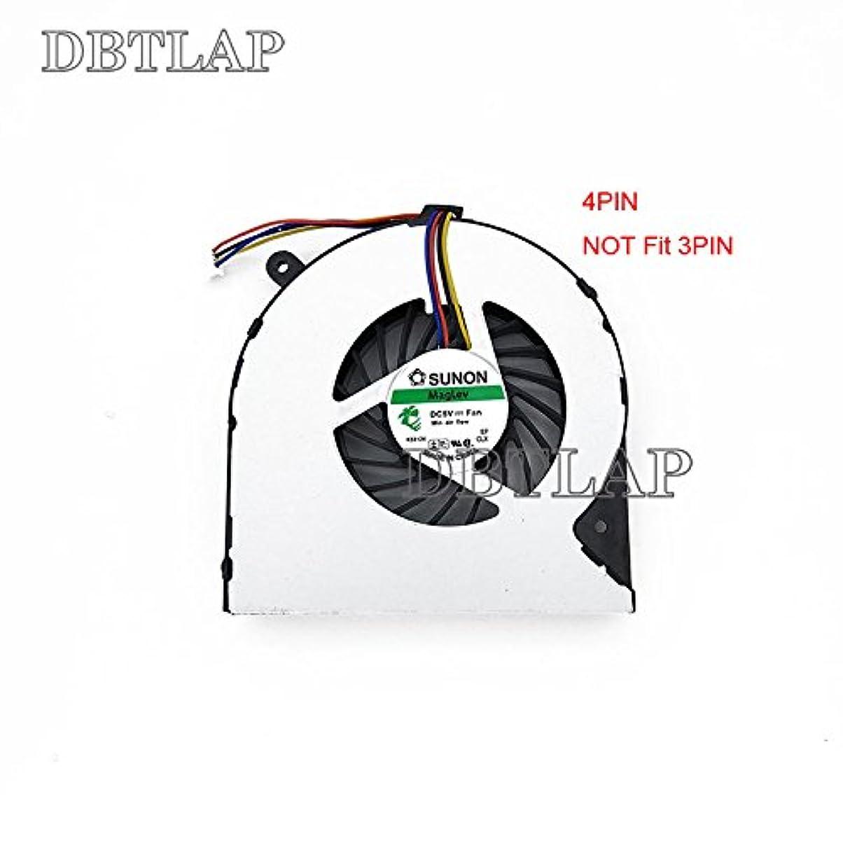 固執橋担当者DBTLAP 互換性 あり にとって 用 Toshiba Satellite L850 L850D L855 L855D ノートパソコン CPU 冷却 ファン 4-ピン Connector FT02 ファン