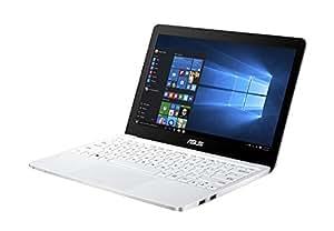 ASUS ノートパソコン EeeBook X205TA-WHITE10 Windows10/11.6インチワイド/ホワイト