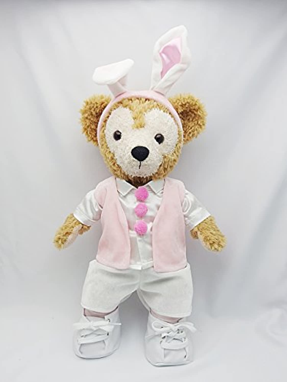【Hey】 D-cute ダッフィー Sサイズ (全長43cm) 衣装 コスチューム hdn95