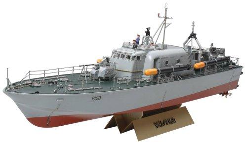 1/72 魚雷艇シリーズ No.4 イギリス高速魚雷艇 ボスパー