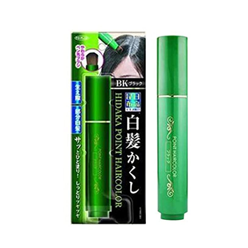 奨励寛大さクーポンSuika Suika 白髪隠し リタッチコンシーラー 天然植物成分 20g ブラック(白髪かくし)