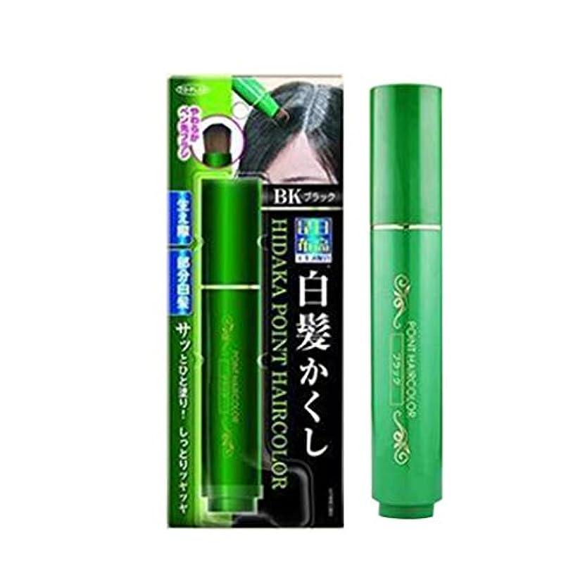 Suika Suika 白髪隠し リタッチコンシーラー 天然植物成分 20g ブラック(白髪かくし)