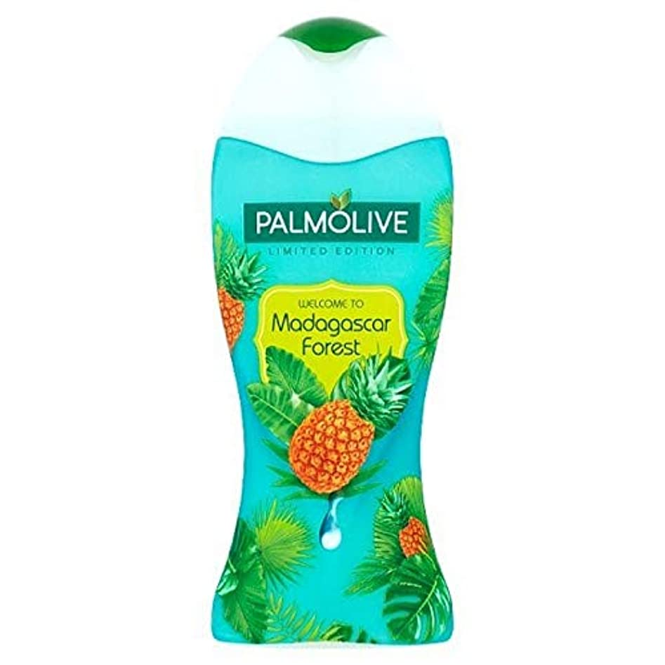 ペパーミントボトルネックスープ[Palmolive ] マダガスカルシャワージェル250ミリリットルをパルモ - Palmolive Madagascar Shower Gel 250ml [並行輸入品]