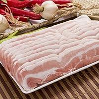 豚バラ肉「サムギョプサル」 1kg  ■韓国食品■韓国食材■お肉 ■豚肉■三段バラ■サムギョッサル■