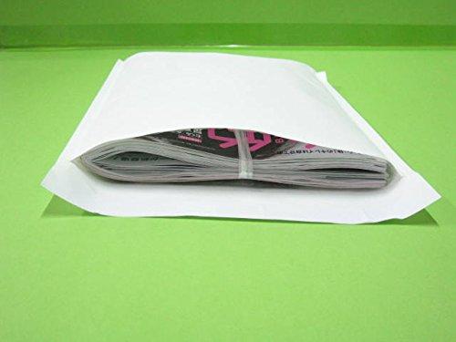 クッション封筒 ダブルワイド A4 サイズ (女性ファッション誌が入る ) 200枚 定形外郵便 ゆうメール