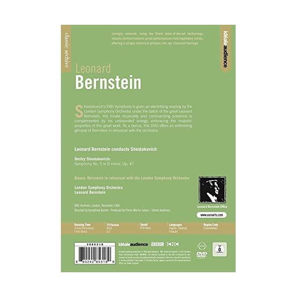 Bernstein Conducts Shos...の紹介画像2