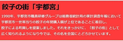 マルシンフーズ 宇都宮餃子シリーズ 宇都宮水餃子 224g(16個入)×12セット 日本製 Japan