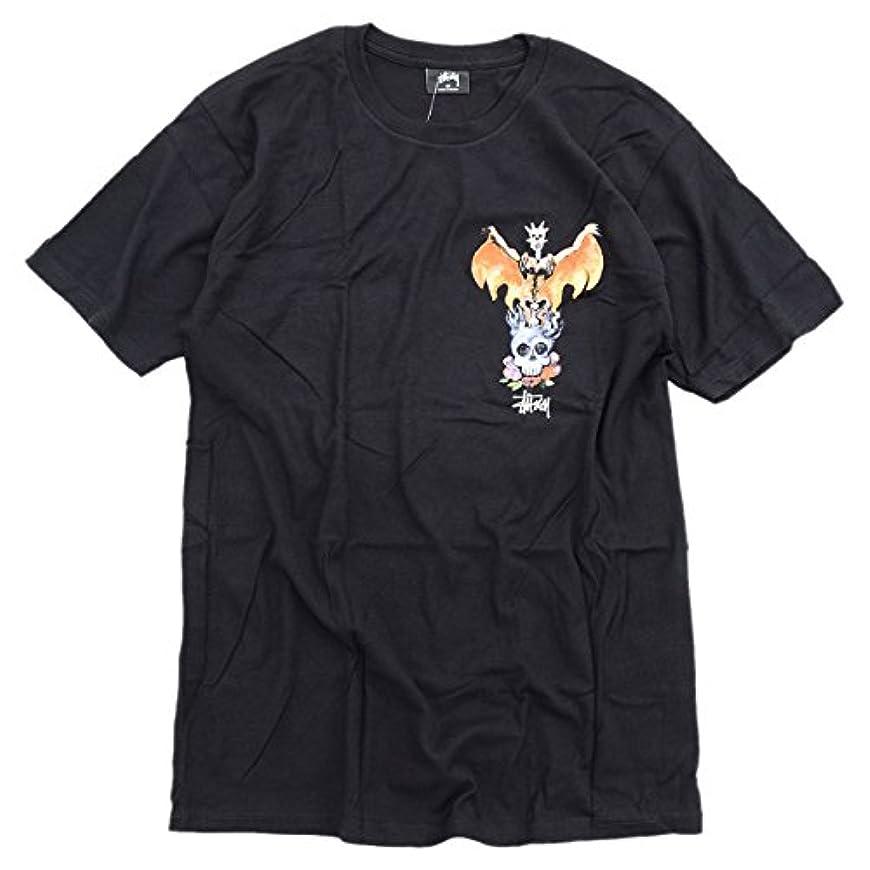 結果エンジニア慈悲深い[ステューシー] STUSSY Tシャツ 半袖 メンズ Phoenix [並行輸入品]