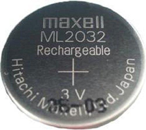 ML2032 コイン形二酸化マンガンリチウム二次電池...