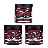 【3個セット】MANIC PANIC マニックパニック Vampire Red (ヴァンパイア・レッド) 118ml