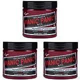 【3個セット】MANIC PANIC マニックパニック Vampire Red (ヴァンパイア?レッド) 118ml