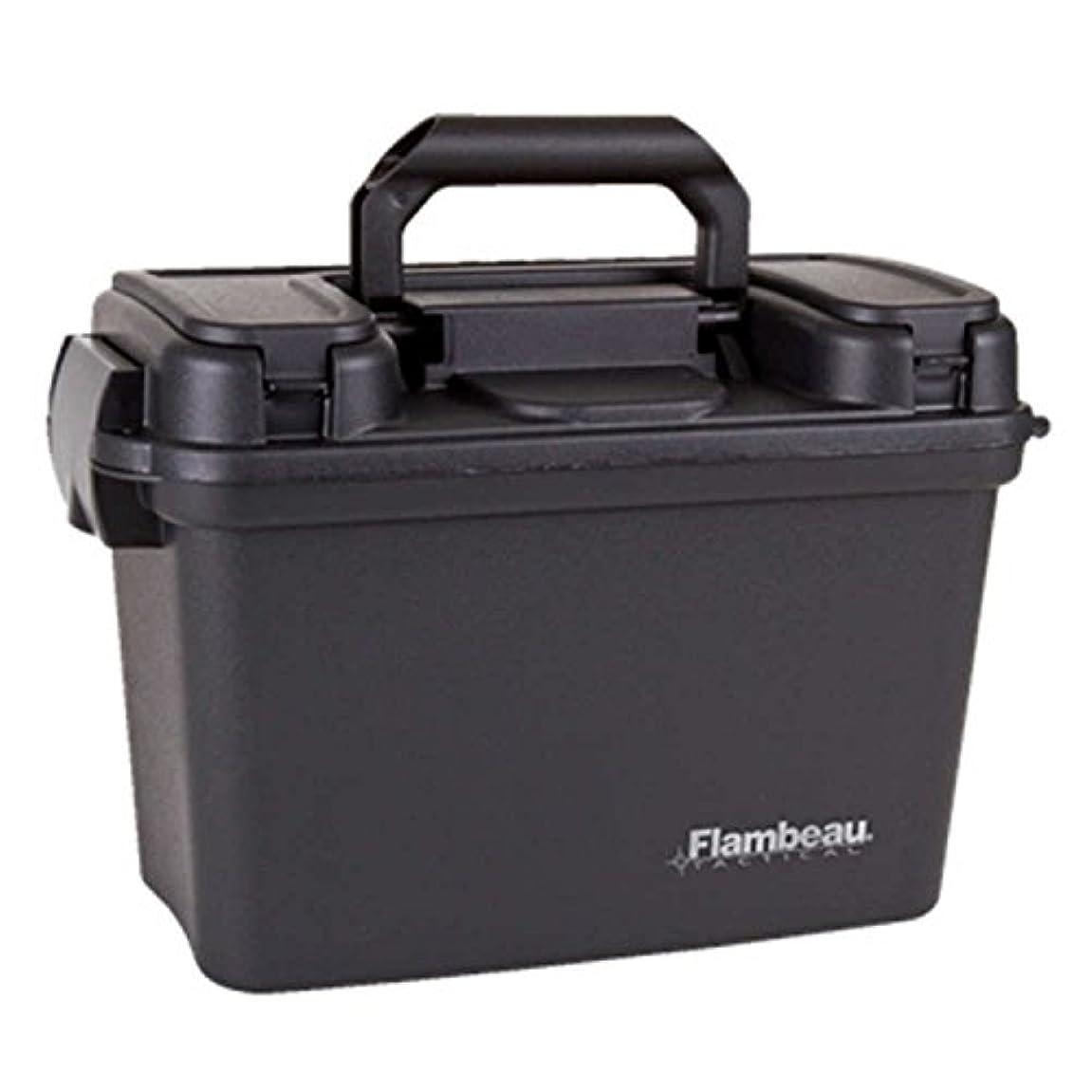 事業貨物ブラシFlambeau 14in Dry Box Black Tactical [並行輸入品]
