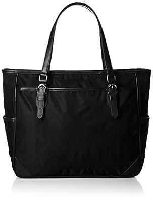 [エースジーン] ビジネスバッグ ソリオート レディース セットアップ機能付 59562 01 ブラック