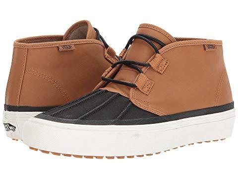 [VANS(バンズ)] レディーススニーカー・靴・シューズ Prairie Chukka MTE Tan/Black US 5 (22cm) B - Medium [並行輸入品]