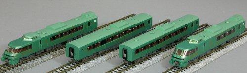 マイクロエース Nゲージ キハ183系1000番台「ゆふDX」4両セット A8259 鉄道模型 ディーゼルカー