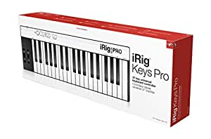 IK Multimedia iRig Keys PRO  iOS,Android,Mac/Win対応フルサイズ・キーボード【国内正規品】