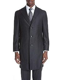 (カナーリ) CANALI メンズ アウター コート Solid Wool Top Coat [並行輸入品]