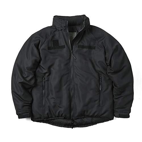 MADE IN USA FR-HQ製 GEN3 Level 7 プリマロフトジャケット BLACK【クーポン対象外】