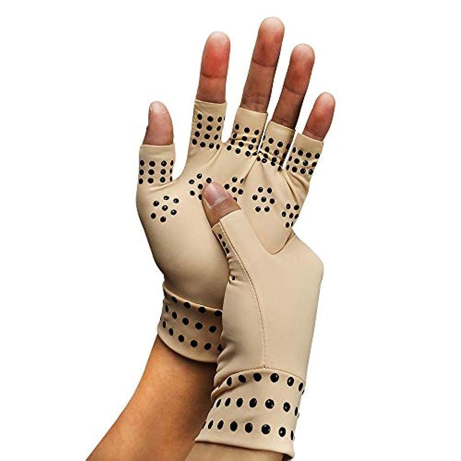 合併鋸歯状南方のコンプレッショングローブ、滑り止めプレッシャーグローブ、ハーフフィンガーグローブ、フィンガープロテクショングローブ、コンピュータータップ、そして女性と男性のための毎日の手のサポート