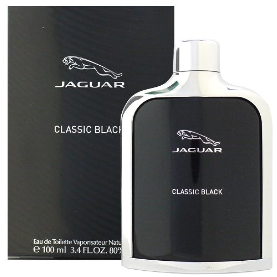 衝突コース眩惑する壊すジャガー JAGUAR クラシック ブラック EDT SP 100ml