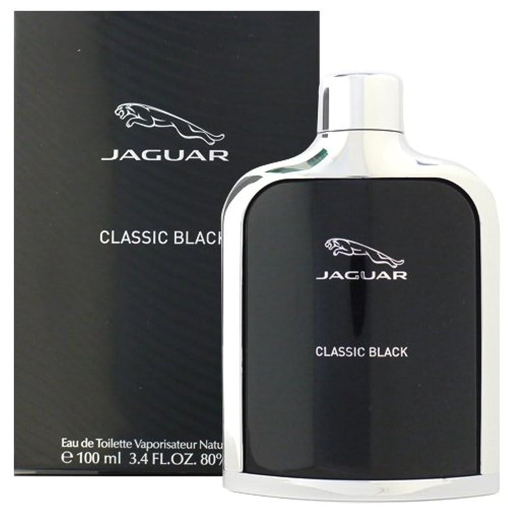 息を切らしてハーネスからに変化するジャガー JAGUAR クラシック ブラック EDT SP 100ml