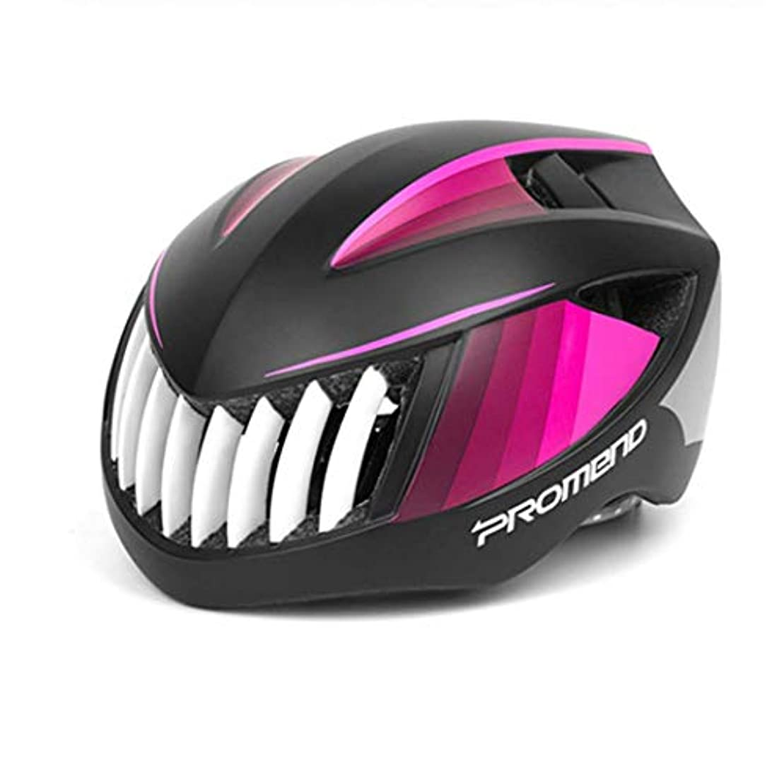 高音サスペンションお風呂自転車ヘルメット、軽量ライディングヘルメット PC 屋外サイクリングヘルメット調整しやすいユニセックス大人スポーツヘルメット (頭囲 57-62cm)