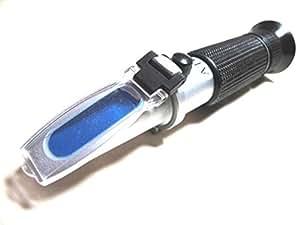 【ノーブランド】糖度計 Brix0~32% 温度自動補正(ATC)付き