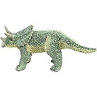 座れる恐竜 ぬいぐるみ 子供 キッズ トリケラトプス 恐竜チェアー 動物 スツール 大人でも座れる プレゼント