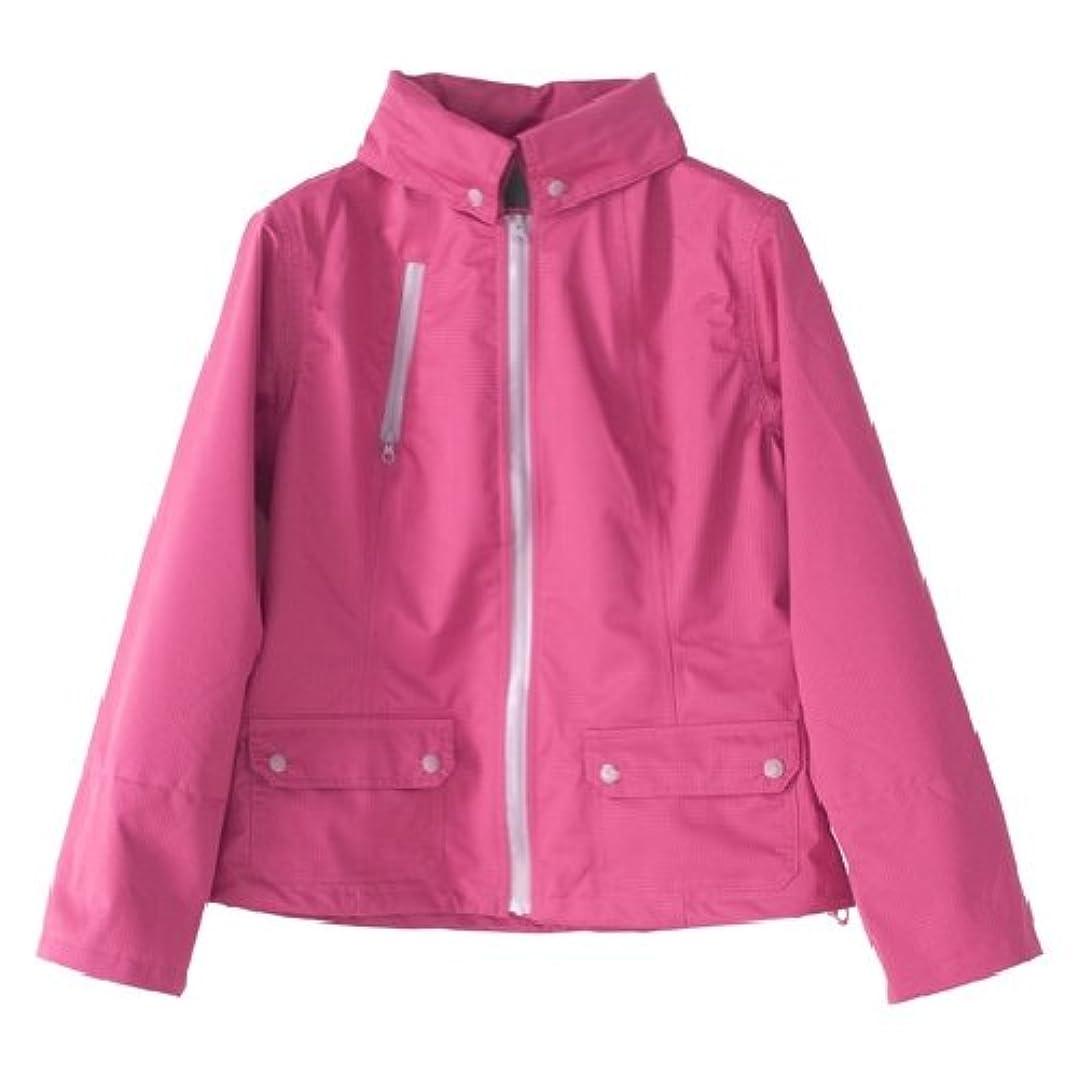電子海洋飽和するShipsmast(シップスマスト) ショートジャケット?シングル ピンク