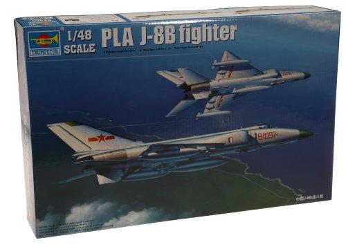 1/48 中国空軍 J-8IIB戦闘機 フィンバックF