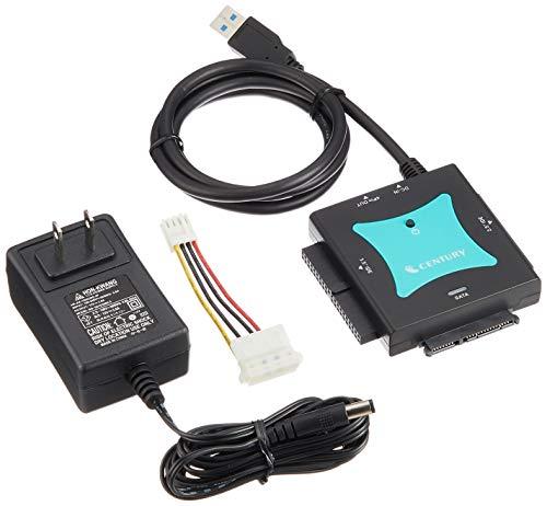 センチュリー 裸族の頭 USB3.0 SATA6G HDD変換アダプター CRAISU3S6G