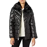 Kenneth Cole Womens 17LMP025 17lmp025 Down Alternative Coat