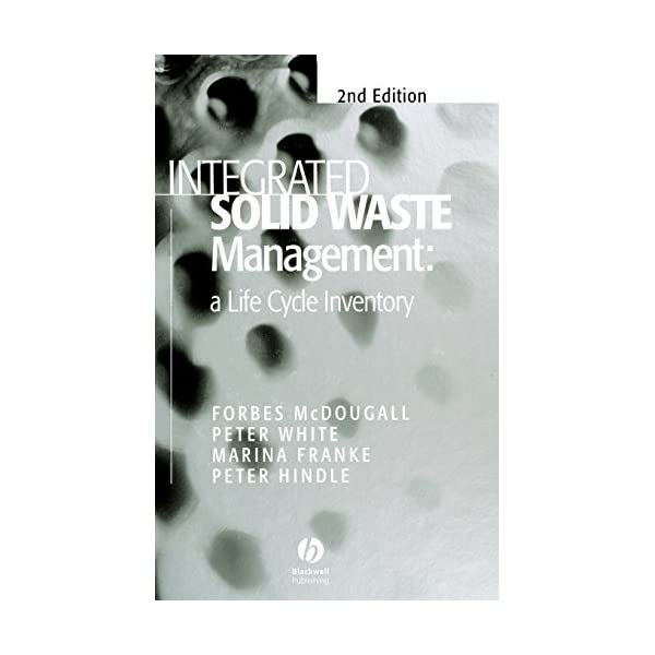 Integrated Solid Waste M...の商品画像