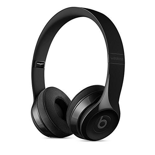 Beats by Dr.Dre ワイヤレスヘッドホン Beats Solo3 Bluetooth対応 密閉型 オンイヤー リモコン有り グロスブラック MNEN2PA/A 【国内正規品】