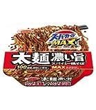 スーパーカップMAX大盛り 太麺濃い旨スパイシー焼そば  1箱:12食入り