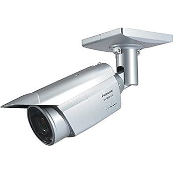 パナソニック 屋外HD一体型ネットワークカメラ(IR LED搭載) WV-SPW311AL