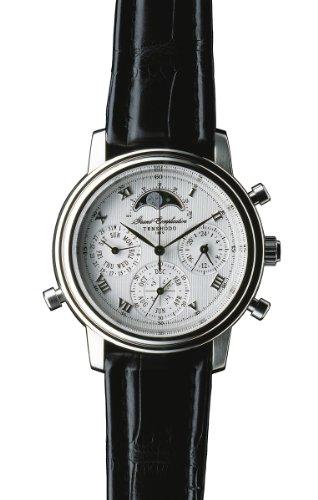[テンショウドウ]Tenshodo 腕時計 グランドコンプリケーション クラシック TWGCCWH01 メンズ