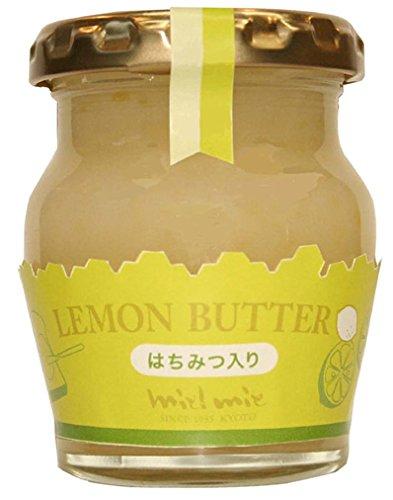 ミール・ミィ はちみつレモンバター 100g