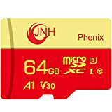microSDカード microSDXCカード 64GB JNH 超高速100MB 秒 UHS-I U3 V30 4K Ultra HD アプリ最適化A1対応 エコパッケージ【国内正規品 5年保証】