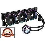 ENERMAX アドレッサブル型RGB LED水冷CPUクーラー LIQFUSION 360mm ELC-LF360-RGB