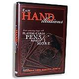 [マジック メーカー]Magic Makers Easy Hand Illusions DVD Learn Amazing Magic with Playing Cards, Pens, Rings, and More by [並行輸入品]