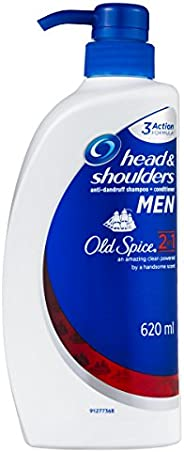 Head & Shoulders For Men Old Spice 2in1 Anti-dandruff Shampoo & Condition