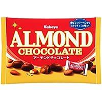 カバヤ アーモンドチョコレート 148g×6袋